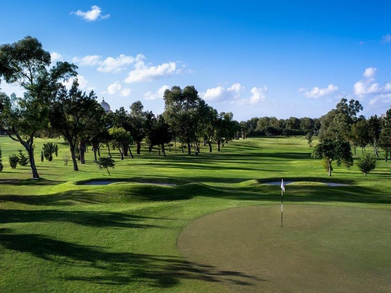 The Royal Malta Golf Club  Marsa  Malta