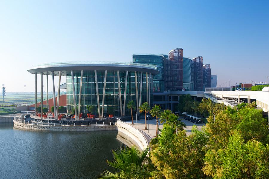 The Track Meydan Golf Dubai United Arab Emirates