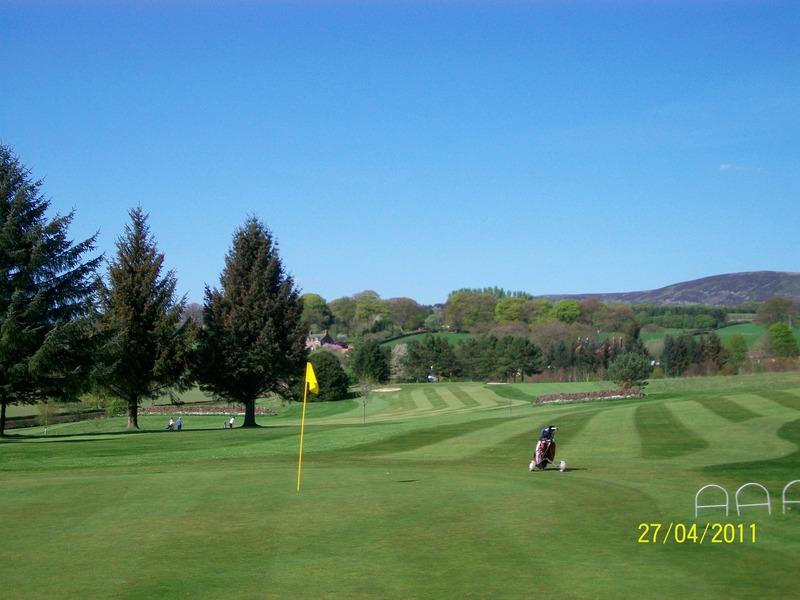 Thornhill Golf Club Thornhill United Kingdom Albrecht