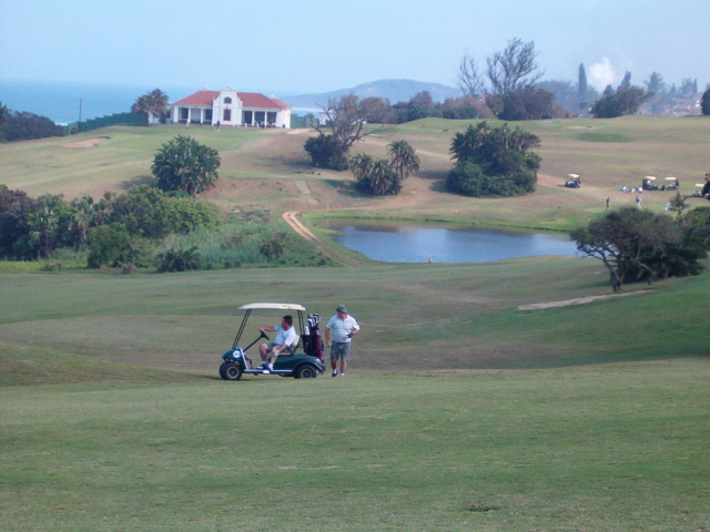 Pennington South Africa  city photo : Umdoni Park Golf Club, Pennington, South Africa Albrecht Golf Guide