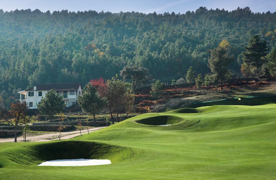 Resultado de imagem para vidago palace golf course portugal