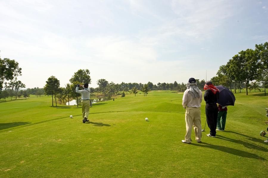 Vietnam Golf Amp Country Club Ho Chi Minh City Vietnam
