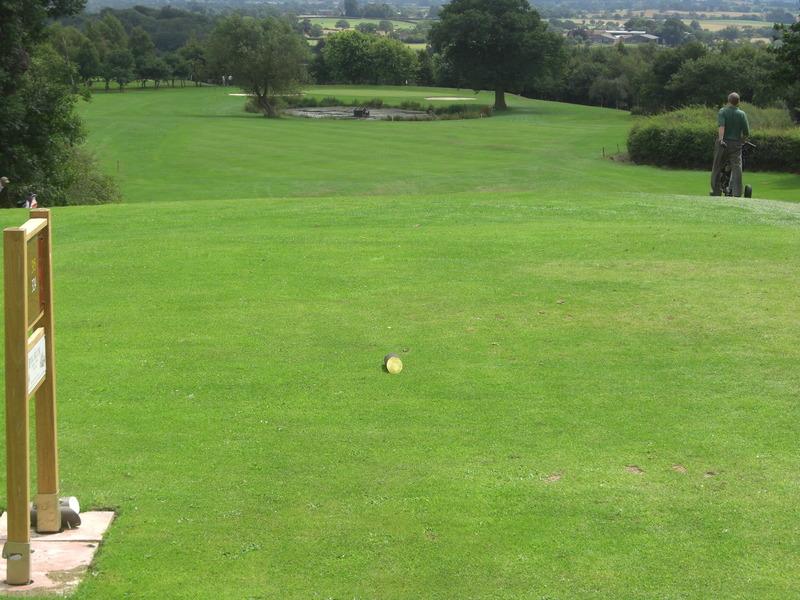 welsh border  bulthy  golf club  welshpool  united kingdom
