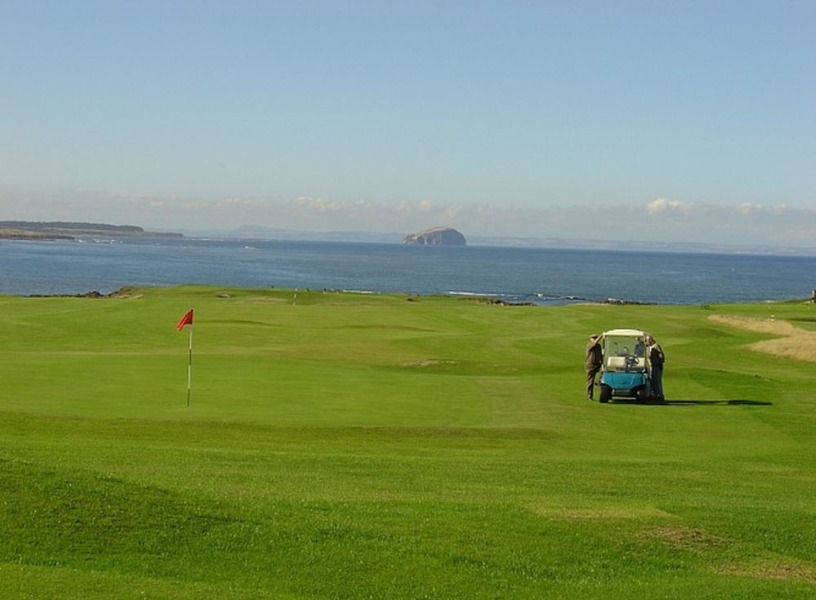 Winterfield Golf Club Dunbar United Kingdom Albrecht