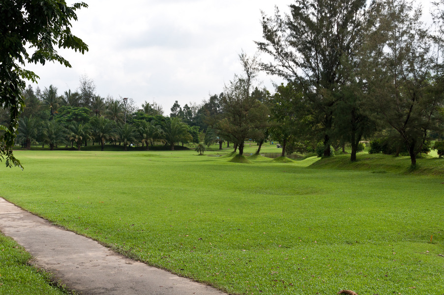 Yangon City Golf Resort, Insein Township, Myanmar (Burma