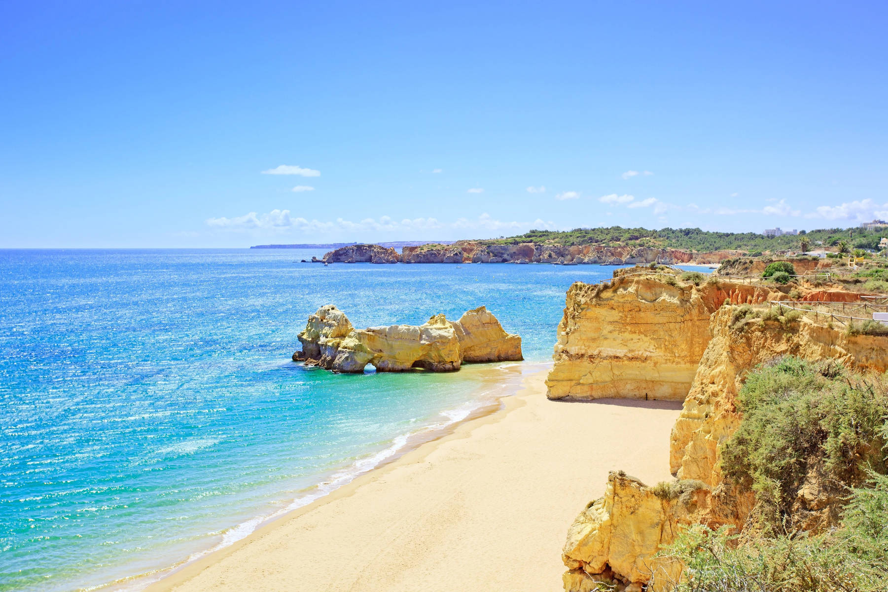 Golf Vacations in the Algarve