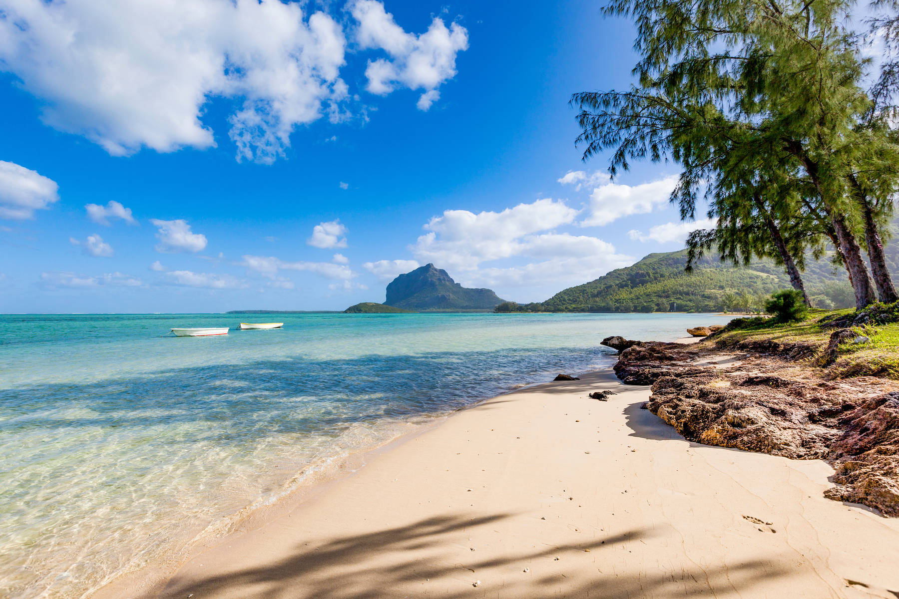 Golf Vacations in Mauritius
