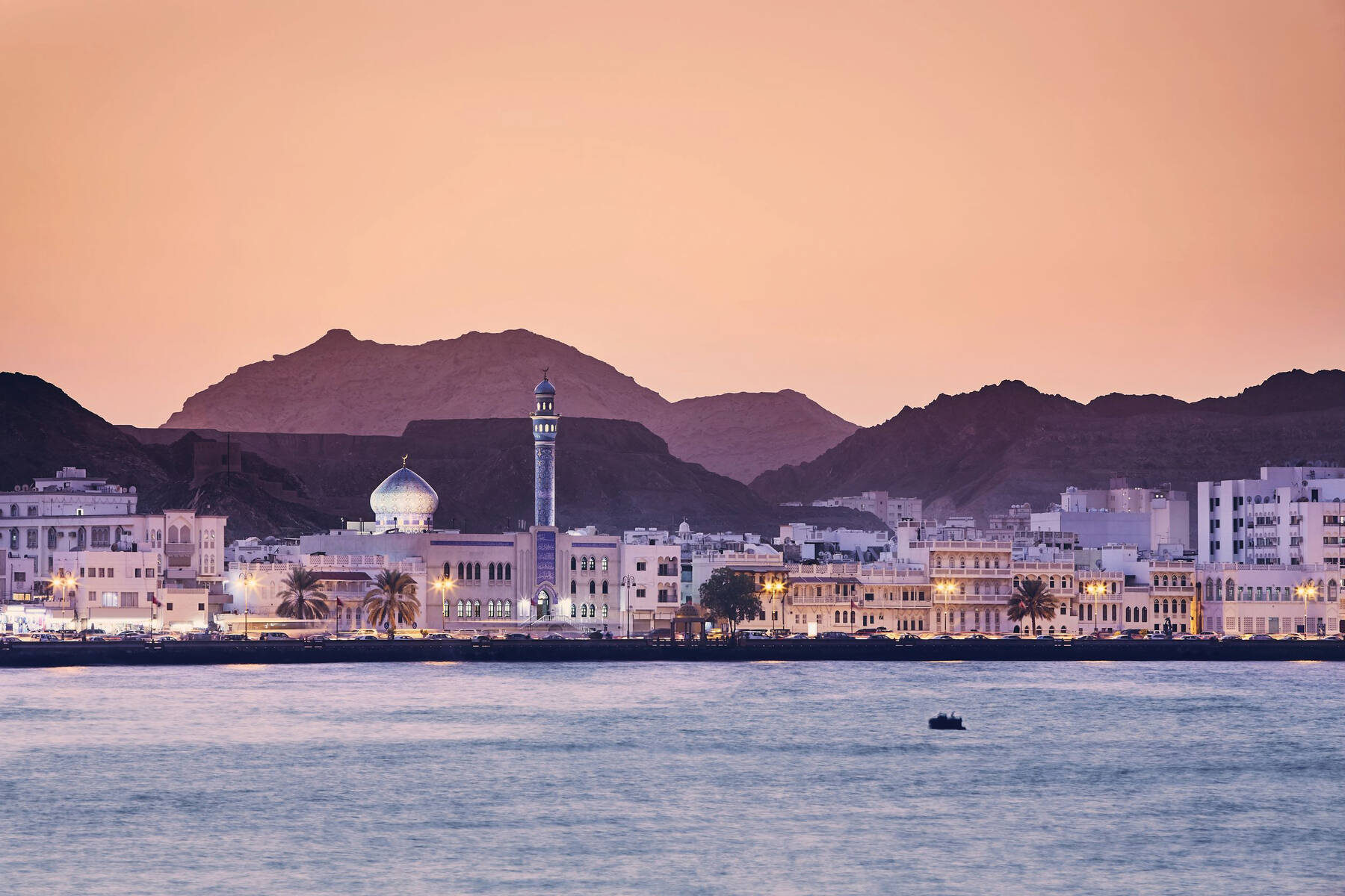 Golf Vacations in Oman