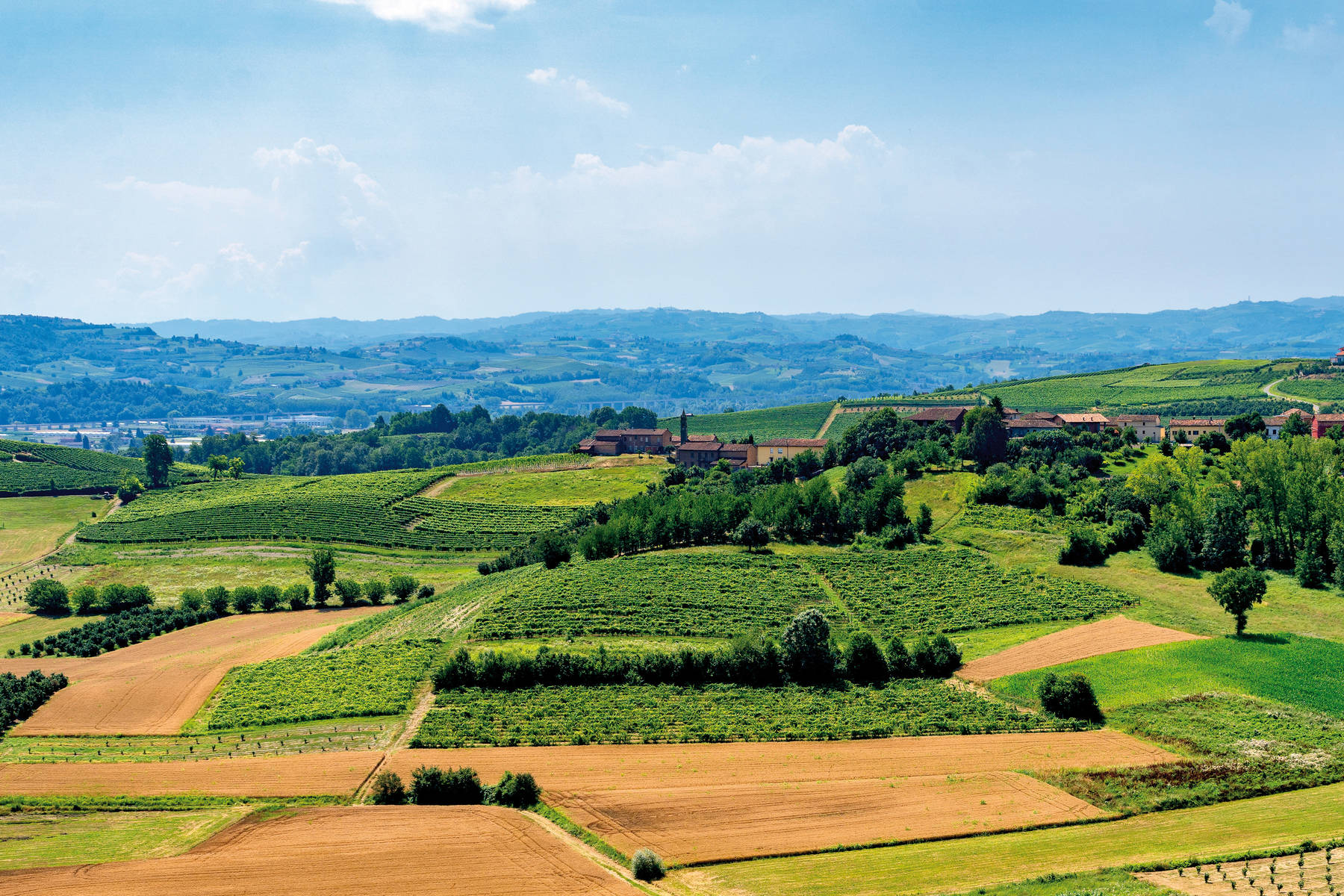 Golf Vacations in Piedmont