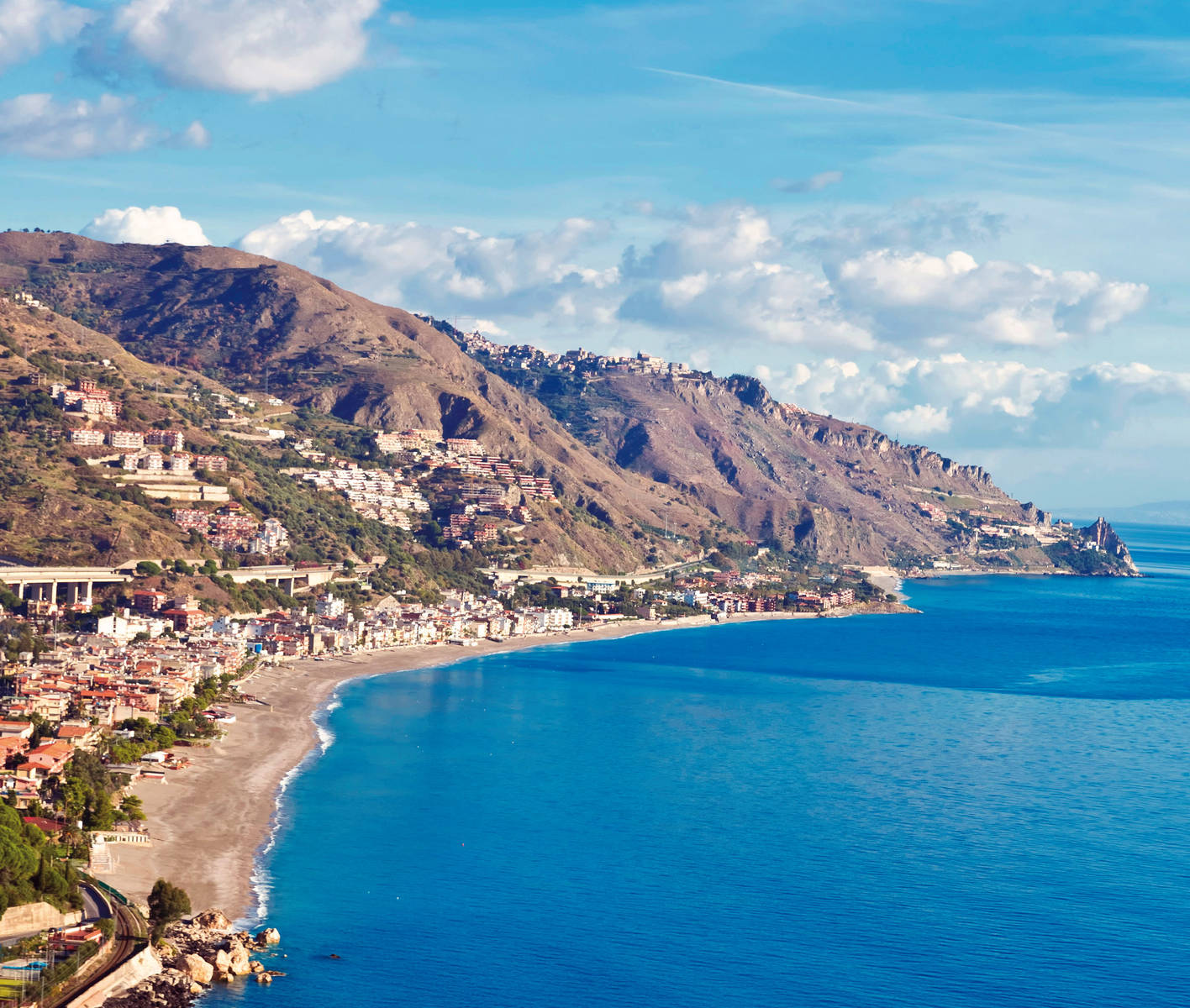 Golf Vacations in Sicily