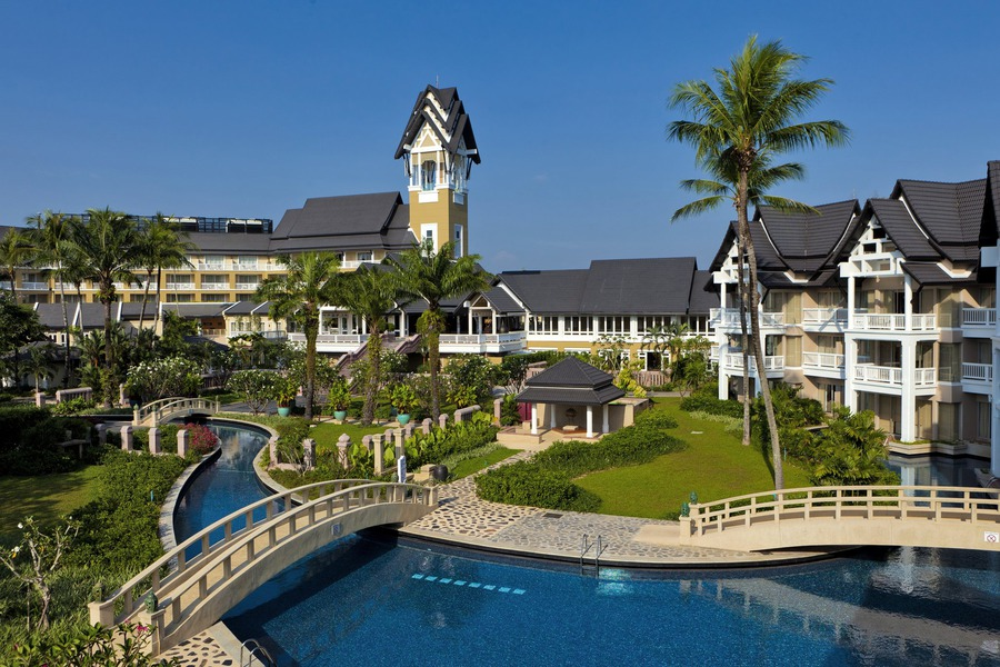Angsana Laguna Phuket Golf Packages Albrecht Golf Travel