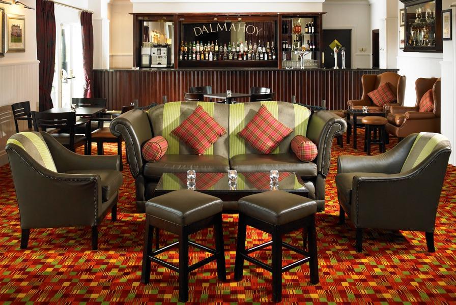 dalmahoy hotel gro britannien albrecht golfreisen. Black Bedroom Furniture Sets. Home Design Ideas