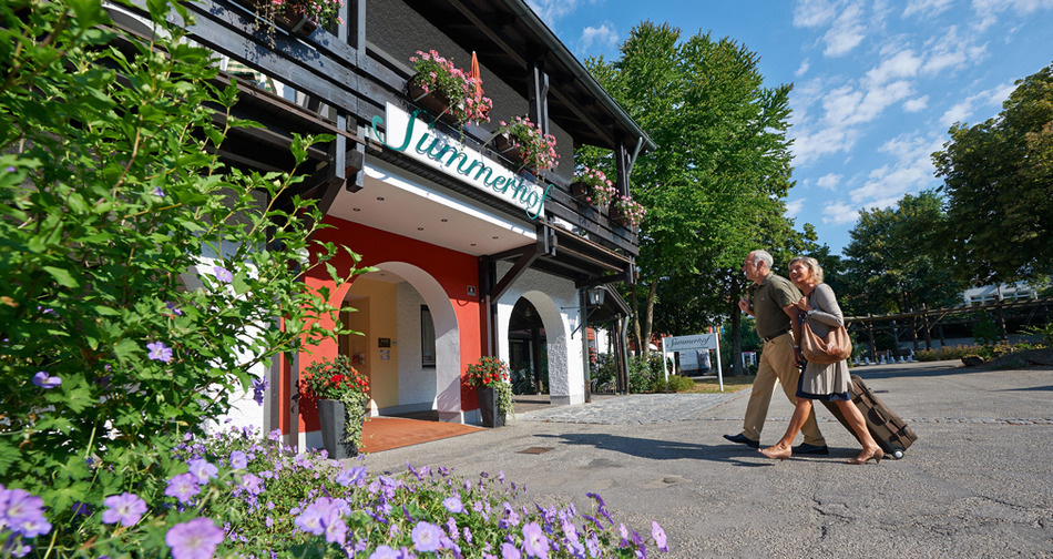 Gesundheitshotel Summerhof Bad Griesbach Therme