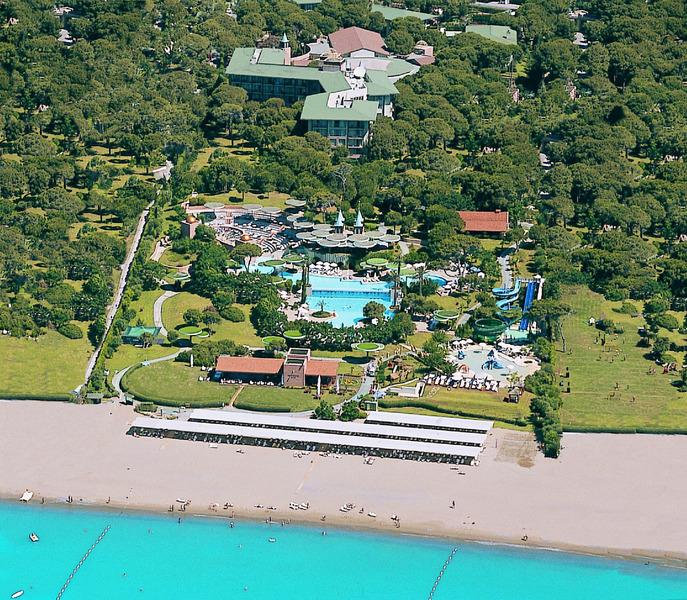 Gloria Verde Resort, Belek, Turkey - Albrecht Golf Guide