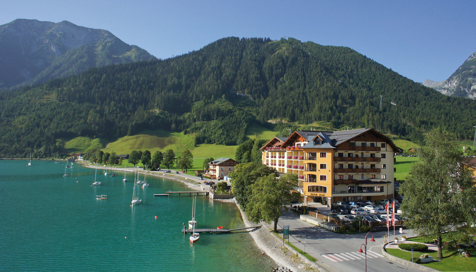 Hotel Post Am See Pertisau Am Achensee Austria