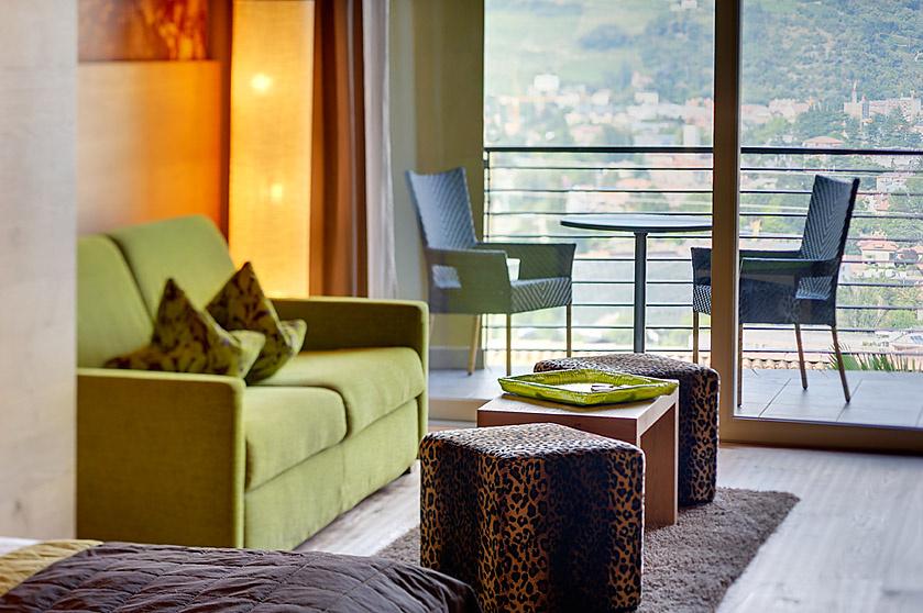 La maiena life resort marling meran italy albrecht for Design hotel meran