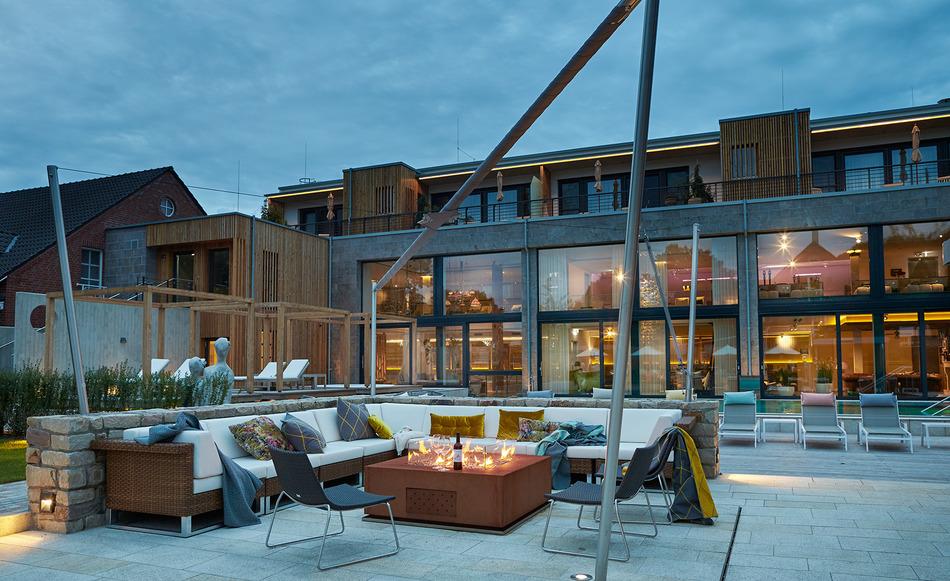 Landhotel Vosh 246 Vel Schermbeck Albrecht Golf Guide