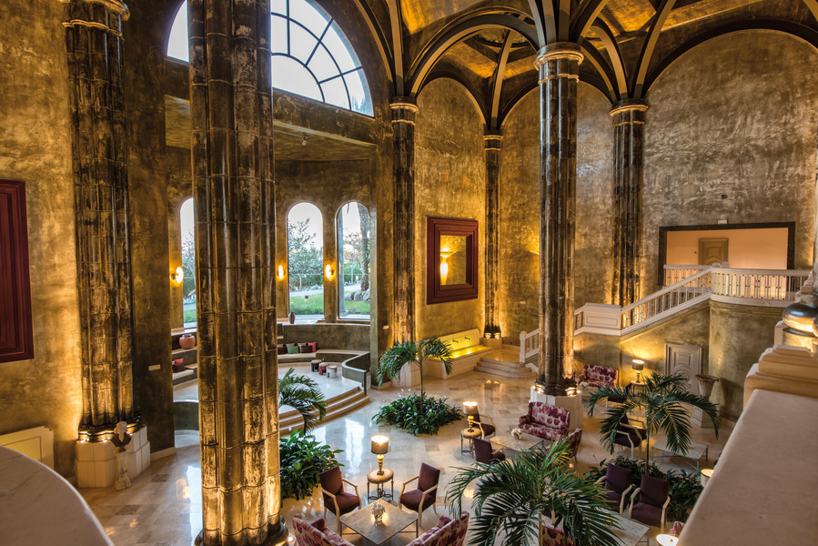 Lopesan Villa Del Conde Resort Corallium Thalasso Costa Meloneras