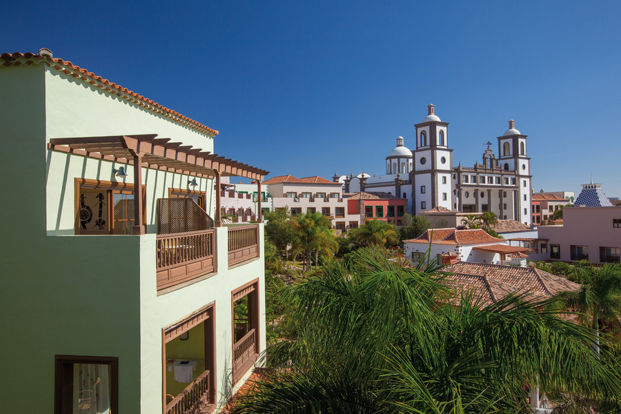 Lopesan Villa Del Conde Resort Amp Thalasso Golf Packages
