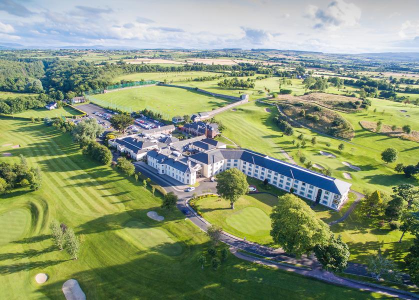 Roe Park Resort Limavady United Kingdom Albrecht Golf