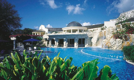 Sandy Lane Golf & Spa Resort