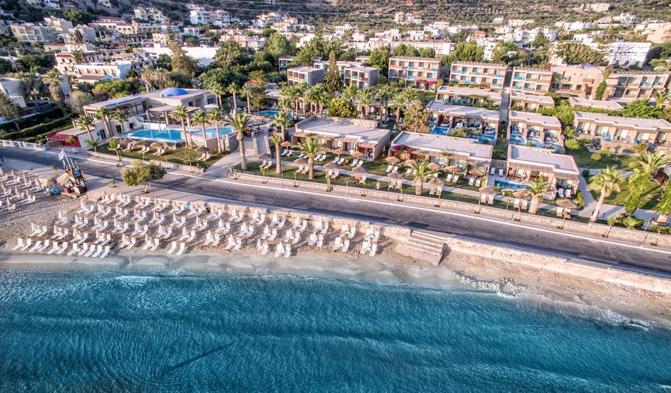 Sentido Blue Sea Beach Hotel Crete