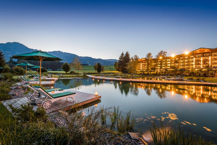 Sonnenalp Resort Ofterschwang Albrecht Golf Guide