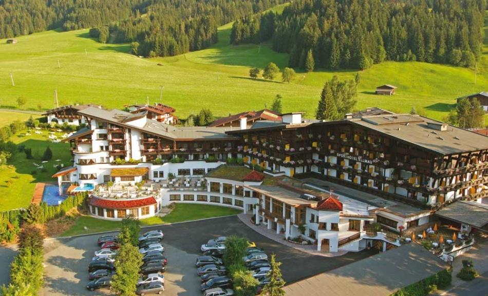 Hotel Ellmau Osterreich