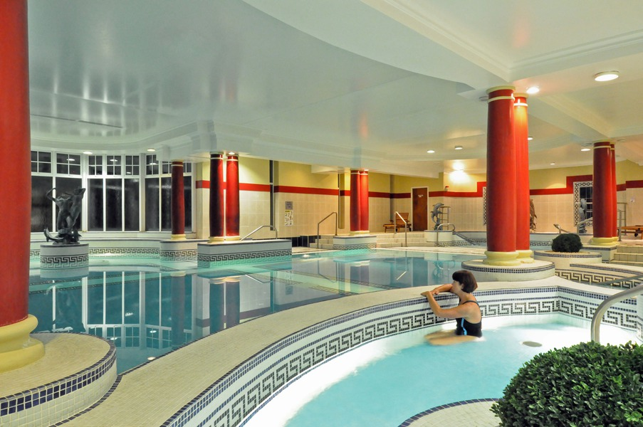 The ardilaun hotel golf packages albrecht golf travel - Hotels with swimming pools in galway ...