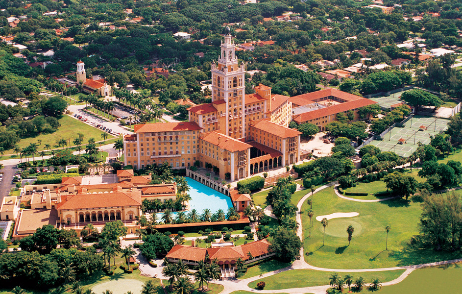 Biltmore Hotel Parking Miami