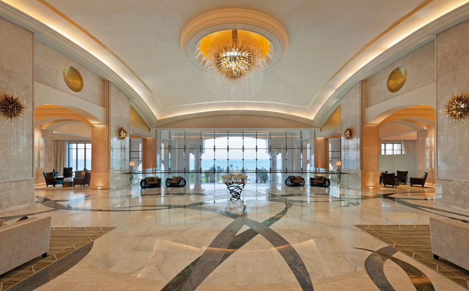 The St Regis Saadiyat Island Resort Abu Dhabi United